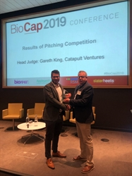 2019 BioCap Call for Pitches Competition Winner Announced